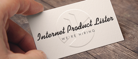 recruitment-internet-product-lister