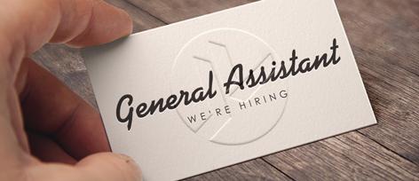 recruitment-general-assistant